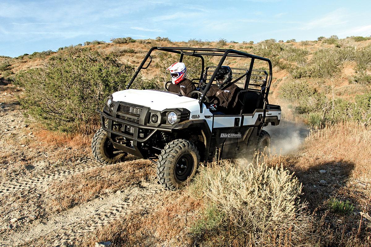 Kawasaki Pro Fxt Dirt Wheels Magazine